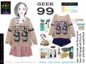 IMPORT! GEEK99 Baseball - ecer@75rb - seri4pcs 280rb - bhn brukat - Fit to XL