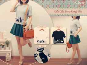 PP313 - ecer@48 - seri3w 126rb - bhn cotton combed + bordir - fit to L