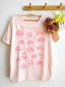 [IMPORT] Cap Collector Tee - ecer@60rb - kaos tebal import - fit to L