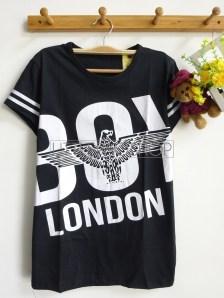 Big Boy London Tee (black) - ecer@45rb - seri4pcs(2warna) 160rb - kaos - fit to L