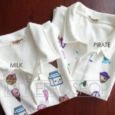 [IMPORT]Cutie Polo Shirt Detail