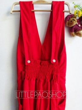 Red Pepper Overall Detail
