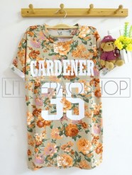 Gardener 35 Shirt(Orange) - ecer@63rb - seri4w 232rb - spandex wedges - fit to L