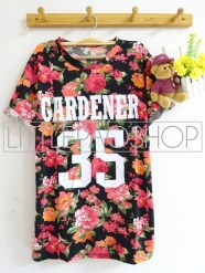 Gardener 35 Shirt(Pink) - ecer@63rb - seri4w 232rb - spandex wedges - fit to L