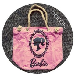 BARBIE BAG - ecer@35rb - jeans asli