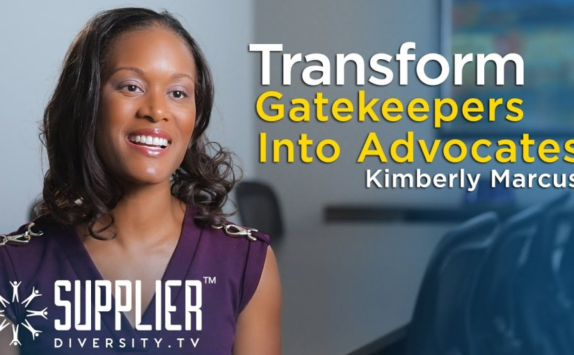 S01:E06 – How Consistency Transforms Gatekeepers into Diversity Advocates with Kimberly Marcus