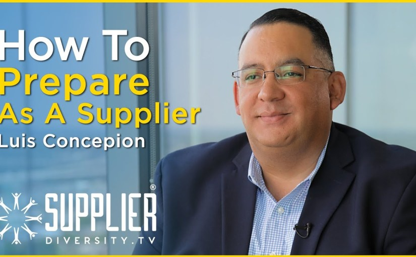 S02:E09 – Share, Share, Share: Supplier Diversity Networks With Luis Concepcion