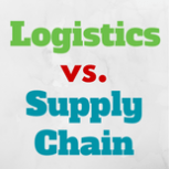 What's The Difference Between Logistics and Supply Chain Management? (Infographic)