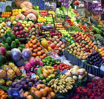 Image result for fresh fruit and vegetables images