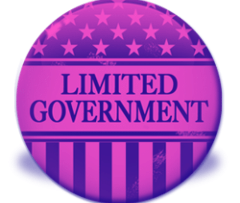 The Limits of Government