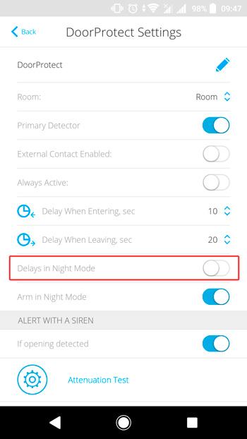 Ajax mobil applications