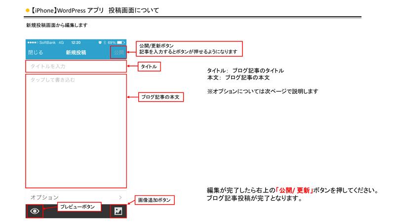 テンプレートサイト_マニュアル(iPhone)_Page5