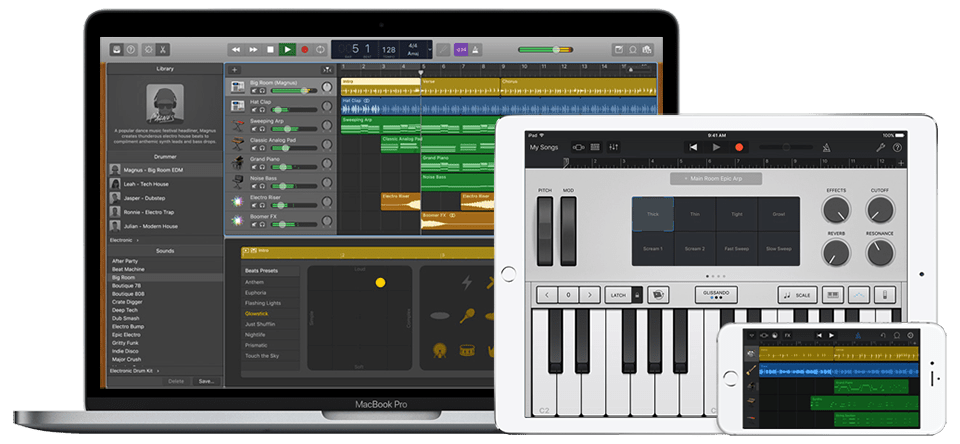 Image Result For What Is Garageband On Iphone