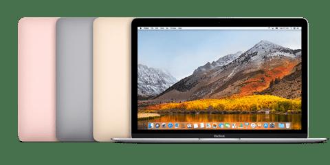 Apple MacBook 12-inch (2017) ile ilgili görsel sonucu