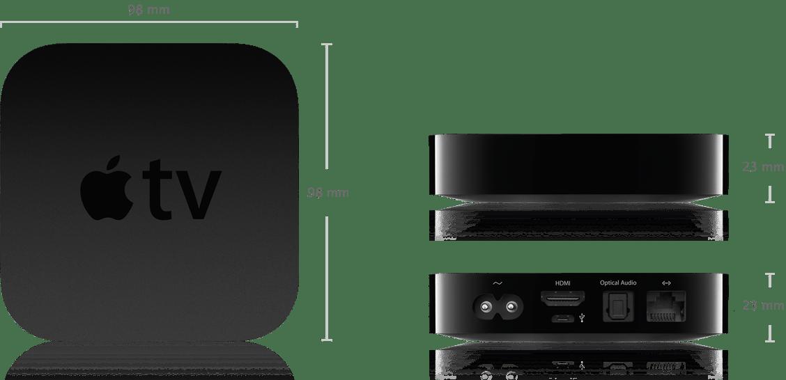 Apple Tv 3 Generation Technische Daten