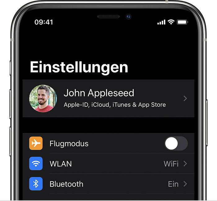 Einstellungen Fur Anzeige Und Textgrosse Auf Dem Iphone Ipad Und Ipod Touch Verwenden Apple Support