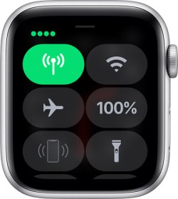 Como configurar a rede celular no Apple Watch Series 3 e 4