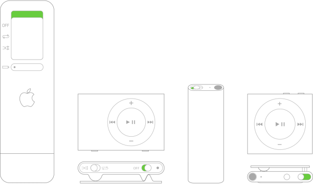 Neustart des iPod shuffle erzwingen - Apple Support (DE)