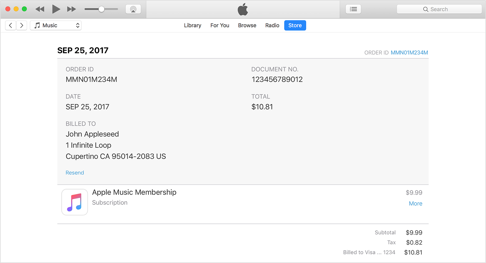 How To See Your Purchase History In The App Store Or Itunes