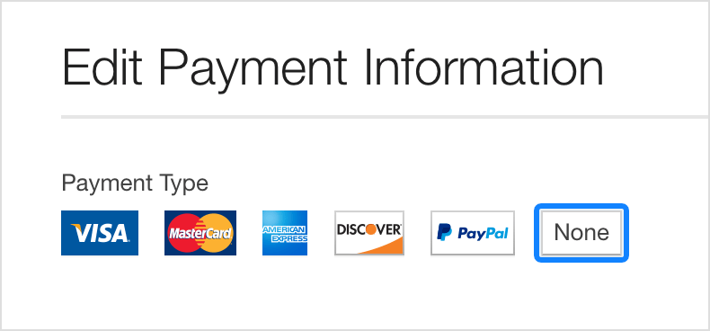 Payment methods you can use in the iTunes Store, Mac App ...