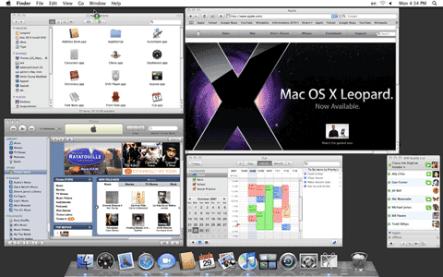 Mac - Expose