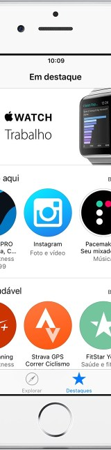Como gerenciar seus aplicativos no Apple Watch