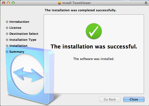 Teamviewer Installation Manual