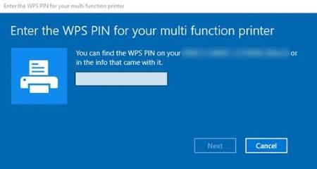 code pin wps