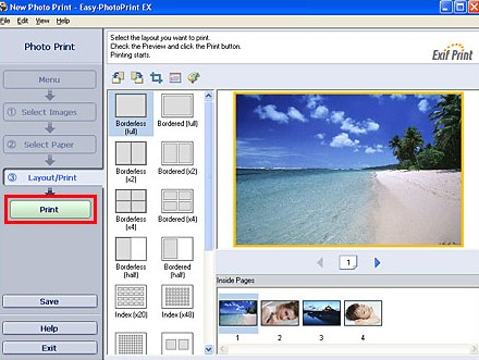 easy-photoprint for mac os x