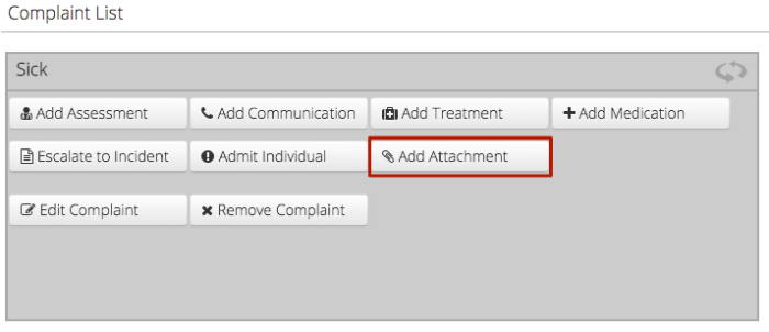 CT6 - Add Attachment to Complaint