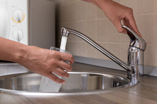 water test hard water