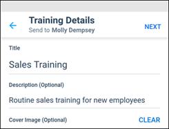 Kaizala Training