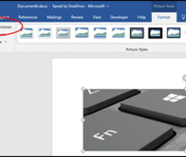 Reduce The File Size Of A Picture In Microsoft Office Office Support