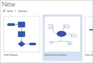 Five great tools for making brainstorming diagrams in