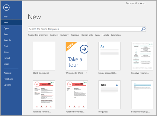 Download Free Pre Built Templates Office Support