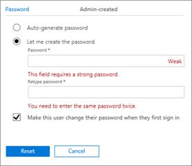 Create a password. www.office.com/setup