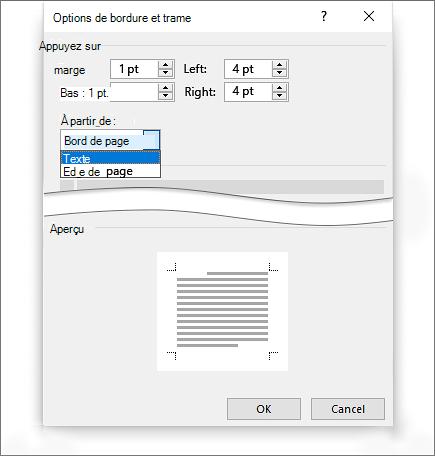 Ajouter Une Bordure A Une Page Support Office