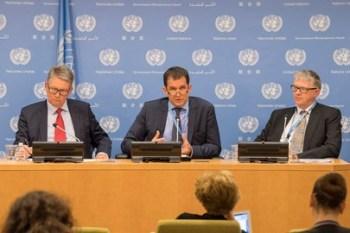 Jenss UN Chair