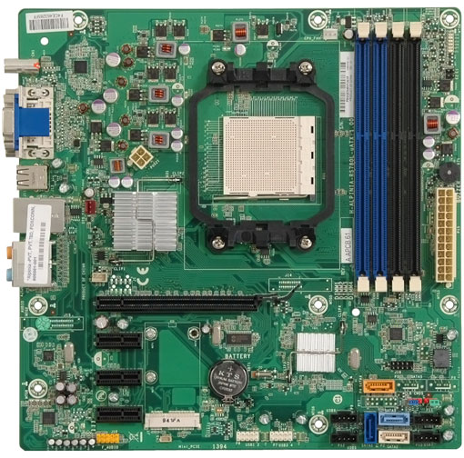 Hp And Compaq Desktop Pcs Motherboard Specifications H
