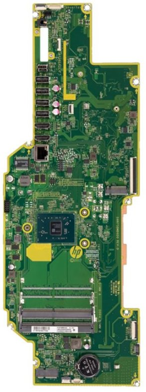 Saurian-UF motherboard top view