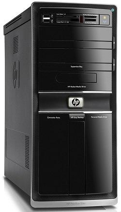Hp Pavilion Elite E9180t Desktop Pc Product Specifications