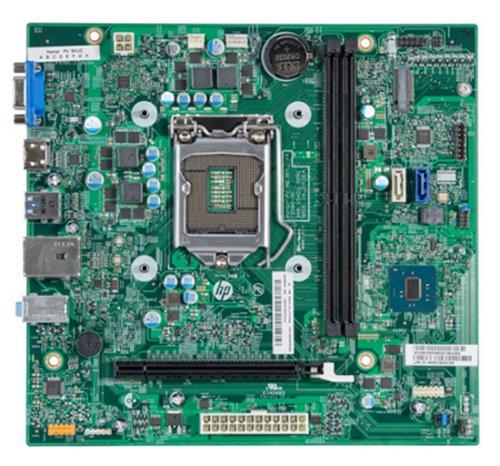 Hamar motherboard top view