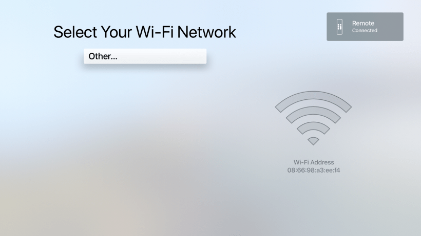 Connect to your Wi-Fi network (if not using wired connection) - Kitcast Support