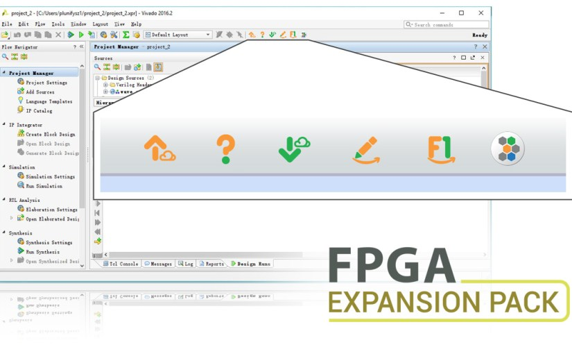 FPGA Expansion Pack 1.2 – All about runtime!