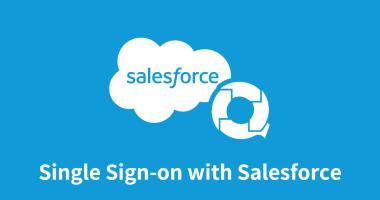SAML 2.0 で salesforce とシングルサインオン