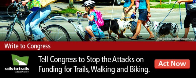 RTC | Tell Congress to Stop Attacks on Funding for Trails... | Act Now
