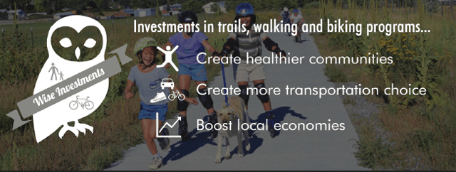 RTC | Funding trails, biking and walking are wise investments