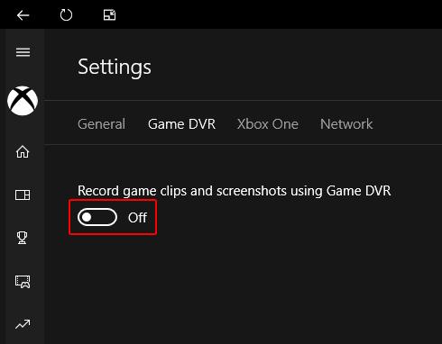Xbox dVR, Main DVR , game dvr windows 10, game dvr windows 10 disable