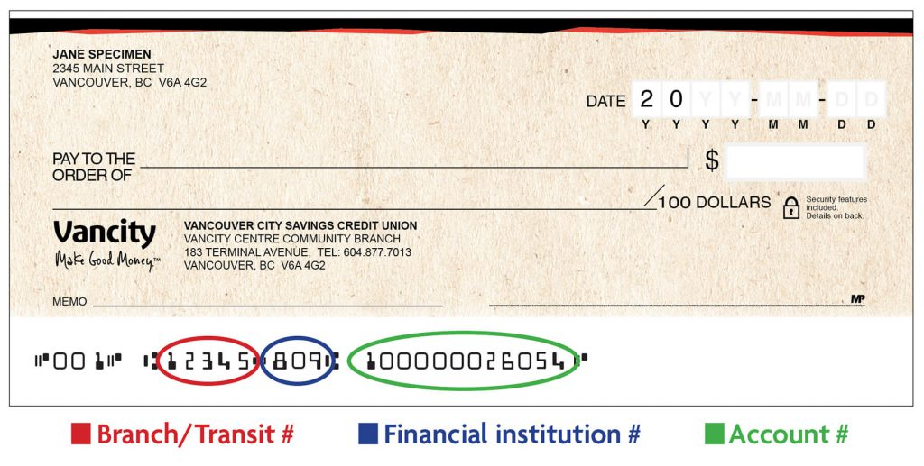 Vancity Personal Banking