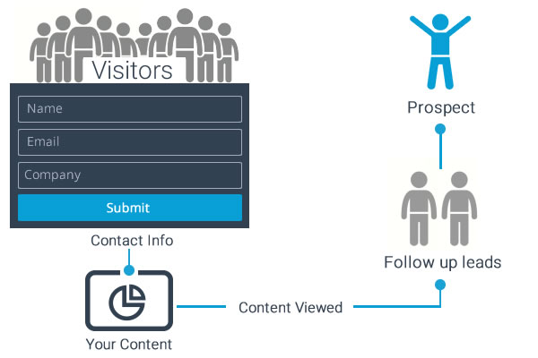 Social Media Marketing- collect leads